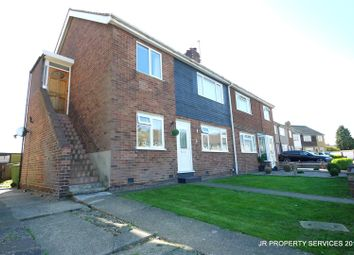 Thumbnail 2 bed maisonette for sale in Woodcote Close, Grange Estate, Central Cheshunt