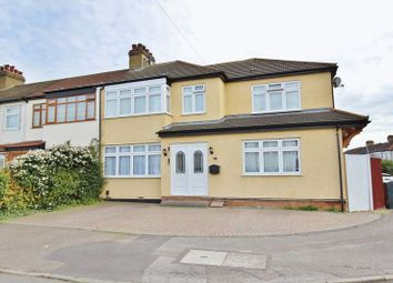 Thumbnail 4 bed semi-detached house for sale in Ramsden Drive, Collier Row, Romford