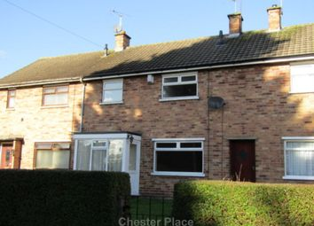 Thumbnail 3 bed terraced house to rent in Devon Road, Chester