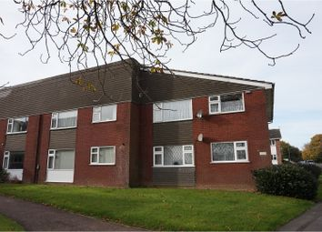 Thumbnail 2 bedroom flat for sale in Queens Drive, Leicester