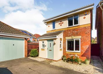 Thumbnail 3 bed detached house for sale in Bye Mead, Emersons Green, Bristol, .