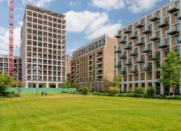 Thumbnail 2 bed flat for sale in John Cabot House, 4 Clipper Street, Royal Wharf, London