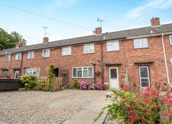 Thumbnail 3 bed terraced house for sale in Benet Close, Milton, Cambridge