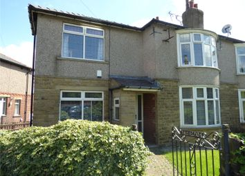 Thumbnail 3 bed semi-detached house for sale in Slade Lane, Brighouse, West Yorkshire