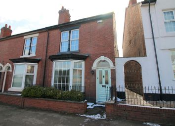 Thumbnail 2 bed semi-detached house to rent in Burton Road, Derby