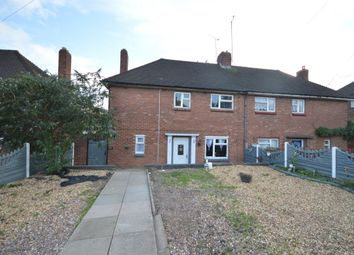 Thumbnail 3 bed terraced house for sale in Cambridge Road, Dudley