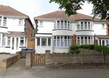 Thumbnail 3 bed semi-detached house for sale in Patrick Road, Yardley, Birmingham
