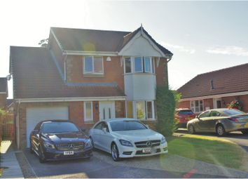 Thumbnail 3 bed detached house for sale in Harebell Close, Northallerton