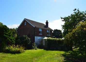 Thumbnail 3 bedroom detached house for sale in Newport Road, Cowes