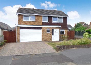 Thumbnail 4 bed detached house for sale in Kings Road, Lee-On-The-Solent
