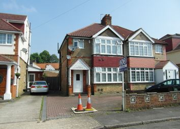Thumbnail 3 bed semi-detached house for sale in Eldon Avenue, Heston, Hounslow