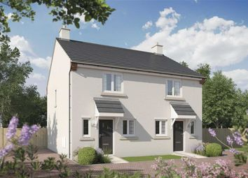Thumbnail 2 bed semi-detached house for sale in Fernhill Gardens, Faringdon, Oxfordshire