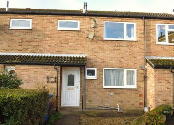 Thumbnail 3 bed terraced house for sale in Monce Close, Welton, Lincoln