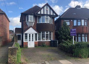 3 bed detached house for sale in Kingshurst Road, Birmingham B31