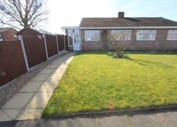 Thumbnail 2 bed semi-detached bungalow to rent in Oak Tree Walk, Tamworth