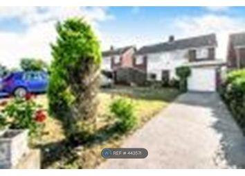 3 bed semi-detached house to rent in Dochdwy Road, Llandough, Penarth CF64