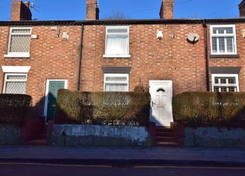 Thumbnail 1 bed cottage for sale in Peel Green Road, Peel Green, Eccles