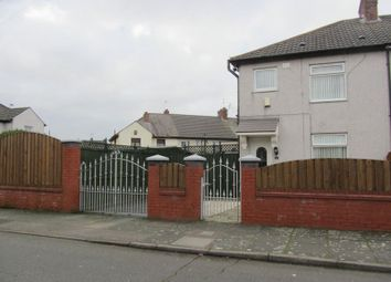 Thumbnail 3 bedroom semi-detached house for sale in Hughes Drive, Bootle
