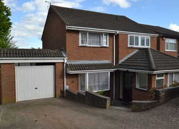 Thumbnail 4 bed detached house for sale in Resolution Close, Walderslade, Chatham