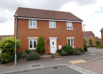 Thumbnail 4 bedroom detached house to rent in Cygnet Way, Staverton, Trowbridge