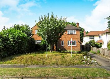 Thumbnail 4 bedroom detached house for sale in Western Road, Chandlers Ford, Eastleigh