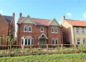 Thumbnail 4 bedroom detached house for sale in Lincoln Road, Dunholme, Lincoln