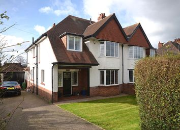 Thumbnail 4 bed semi-detached house for sale in Lower Hill Barton Road, Exeter, Lower Hill Barton, Exeter