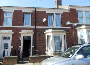 Thumbnail 3 bed terraced house to rent in Normount Road, Benwell, Newcastle Upon Tyne