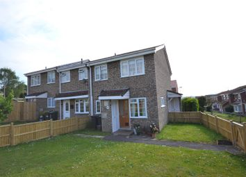Thumbnail 1 bed end terrace house for sale in Stuart Way, Bridport