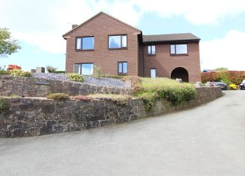 Thumbnail 4 bed detached house for sale in Trefonen, Oswestry
