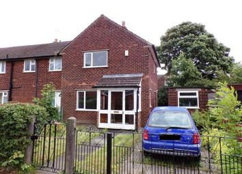 Thumbnail 2 bed end terrace house for sale in Windsor Drive, Marple, Stockport, Greater Manchester