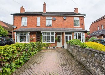 Thumbnail 3 bed cottage for sale in Hollow Lane, Cheddleton, Leek