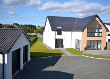 Thumbnail 4 bed detached house for sale in Drum, Kinross