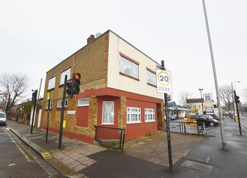 Thumbnail 3 bedroom detached house for sale in Barking Road, Plaistow, London