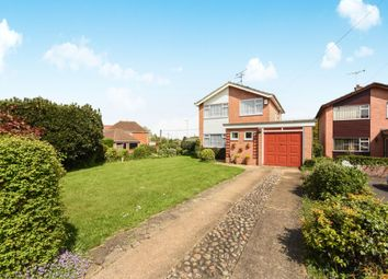 Thumbnail 3 bedroom detached house for sale in Elm Close, Great Baddow, Chelmsford