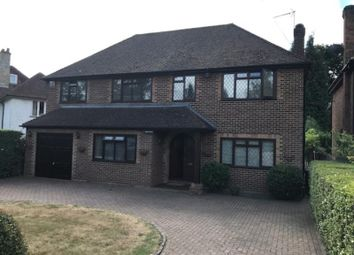 Thumbnail 4 bed detached house to rent in Oak End Way, Woodham, Addleston, Surrey