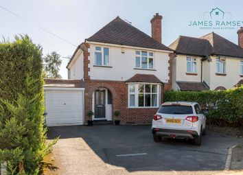 Thumbnail 3 bed detached house for sale in Simplemarsh Road, Addlestone