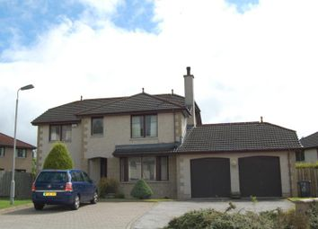 Thumbnail 4 bed detached house to rent in Springdale Court, Aberdeen