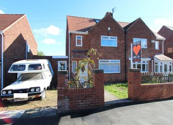 Thumbnail 2 bed semi-detached house for sale in Runnymede, Ryhope, Sunderland
