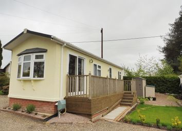 Thumbnail 2 bed mobile/park home for sale in Winwood Heath Road, Romsley, Halesowen