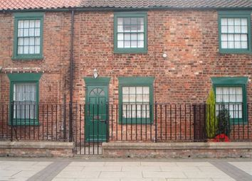 Thumbnail 2 bed cottage to rent in Robert Street, Selby