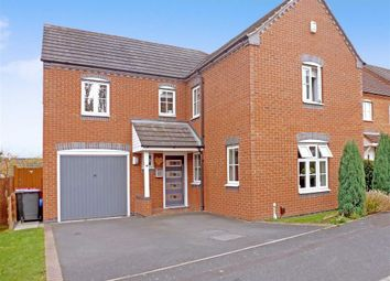 Thumbnail 4 bedroom detached house for sale in Caldera Road, Hadley, Telford, Shropshire