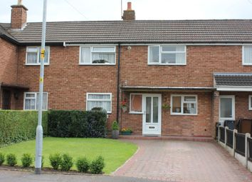 Thumbnail 2 bed terraced house to rent in Chestnut Road, Bromsgrove, Worcestershire