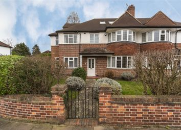 Thumbnail 6 bed semi-detached house for sale in Arlington Road, Richmond