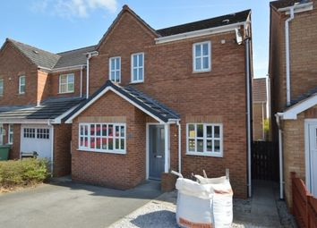 Thumbnail 3 bed property to rent in Bloomery Way, Clay Cross, Chesterfield
