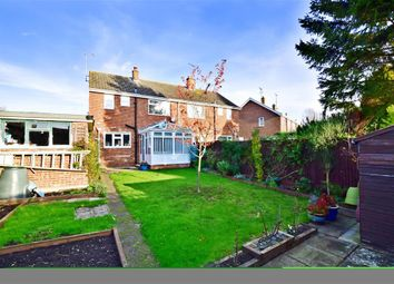 Thumbnail 3 bed semi-detached house for sale in Woodbrook, Charing, Ashford, Kent