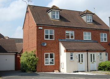 Thumbnail 3 bed semi-detached house for sale in Sherbourne Drive, Derby