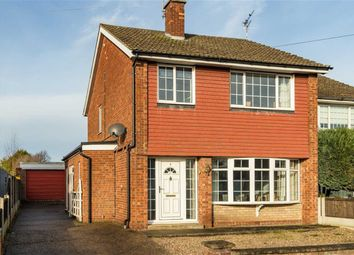 Thumbnail 3 bed property for sale in Timberland, Bottesford, Scunthorpe