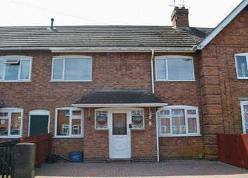 Thumbnail 2 bedroom terraced house for sale in Carlton Road, Kingsley, Northampton