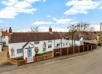 Thumbnail 3 bed cottage for sale in School Lane, Harby, Melton Mowbray
